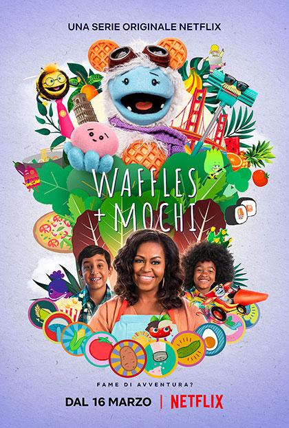 Trailer Waffles + Mochi