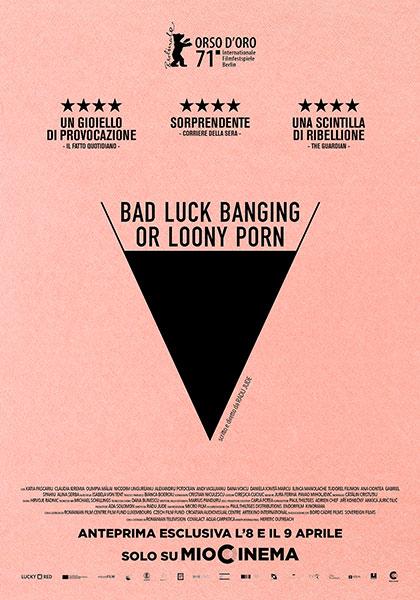 Poster Sesso sfortunato o follie porno