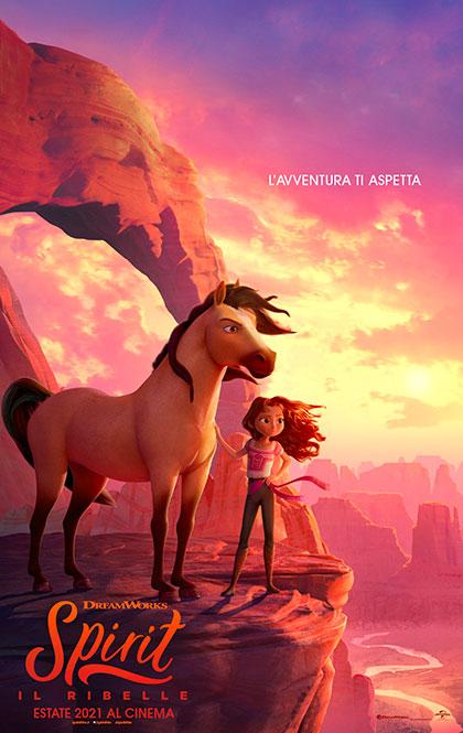 Spirit - Il ribelle - Film (2021) - MYmovies.it