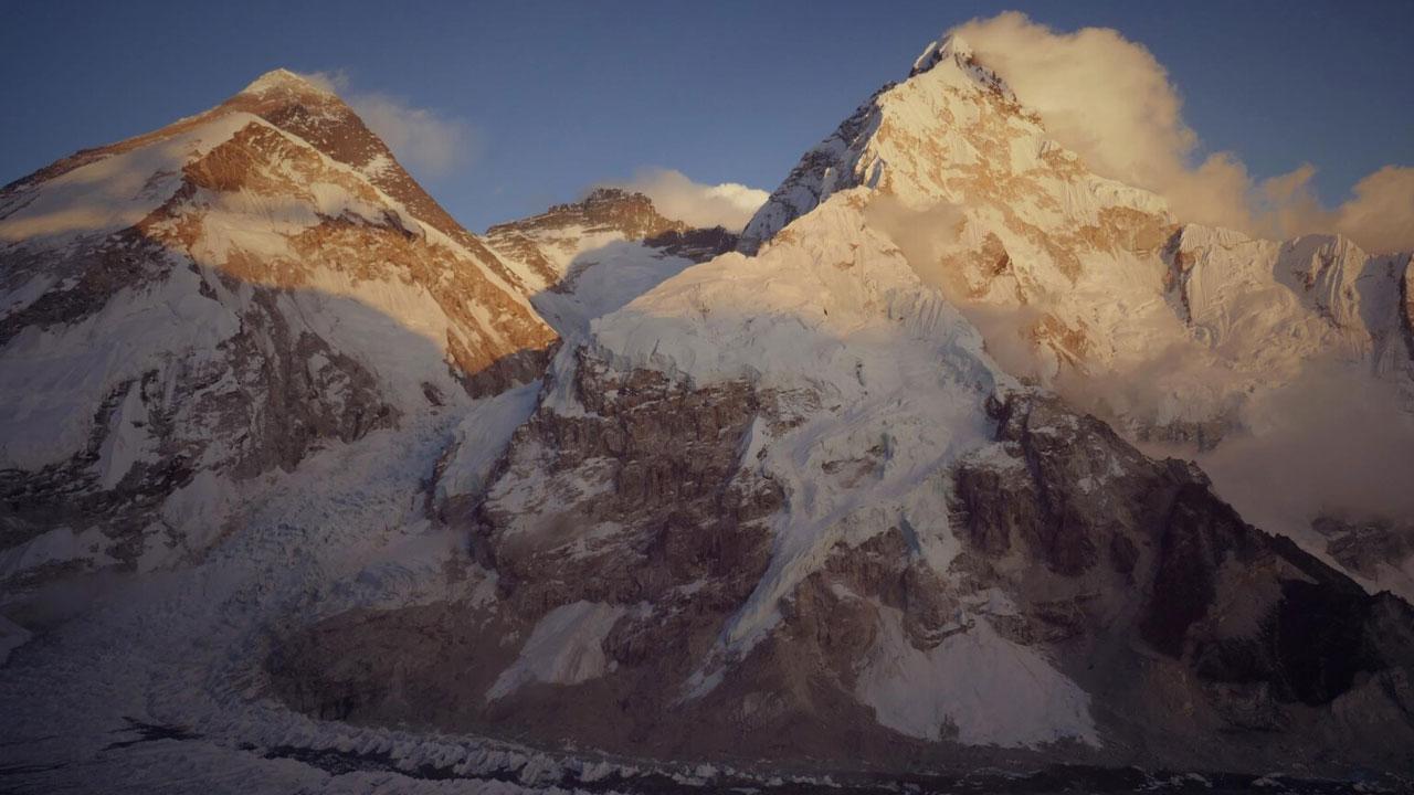 Everest - The Hard Way