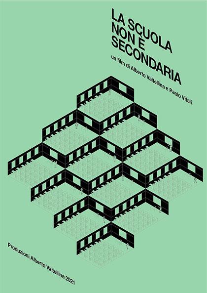La scuola non è secondaria - Film (2021) - MYmovies.it