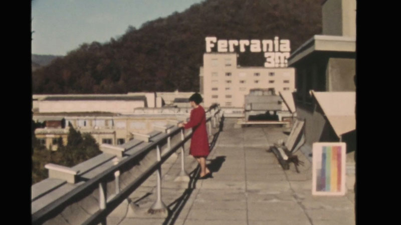 Fantasmi a Ferrania