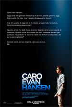 Poster Caro Evan Hansen  n. 0