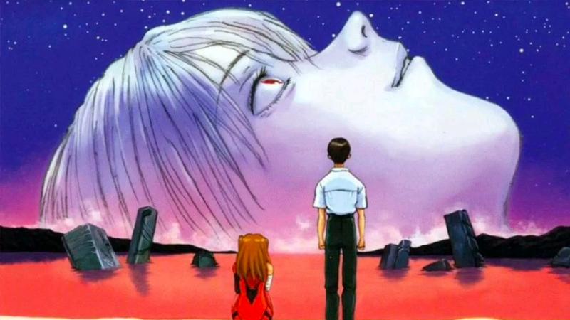 Evangelion: Death (True) / The End of Evangelion