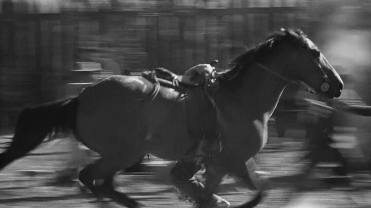 There Are Not Thirty-Six Ways of Showing a Man Getting on a Horse, documentario per cinefili DOC