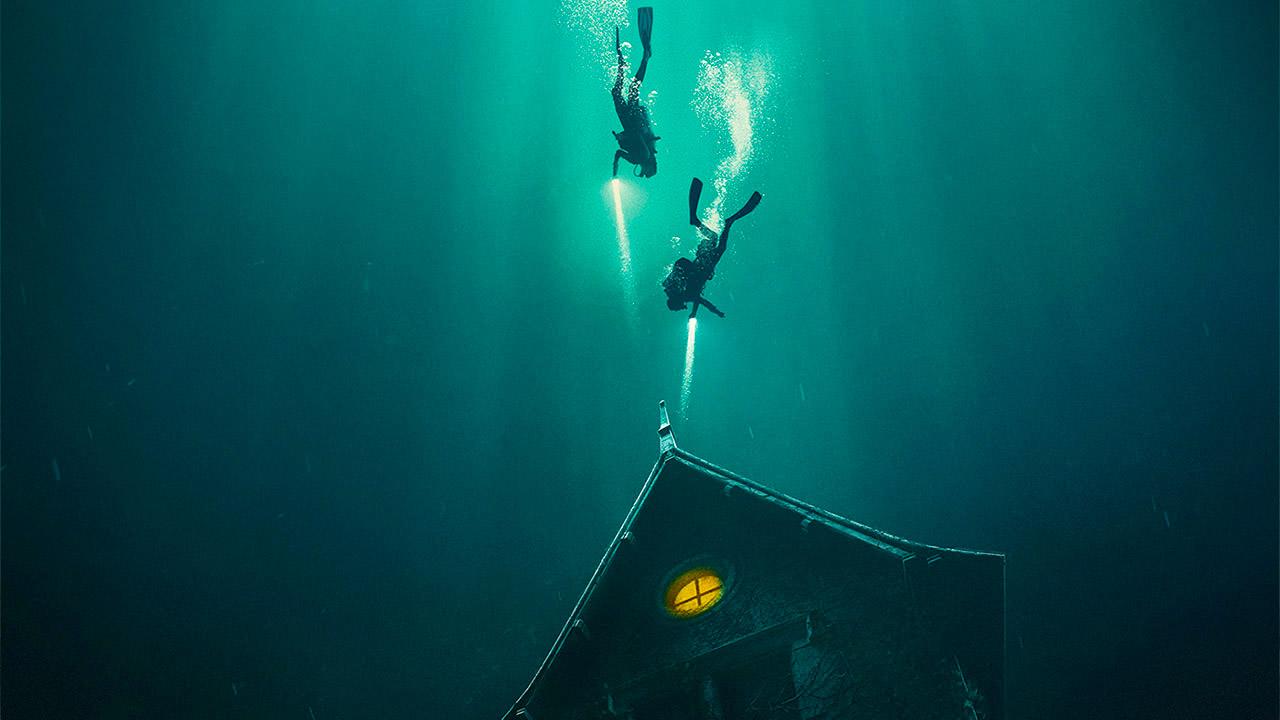 La casa in fondo al lago