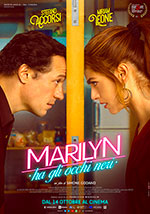 Poster Marilyn ha gli occhi neri  n. 0