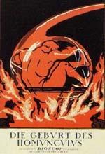 Poster Homunculus  n. 0