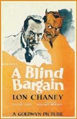 Poster A Blind Bargain  n. 0