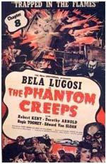 Locandina The Phantom Creeps