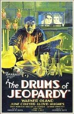 Poster The Drums of Jeopardy  n. 0