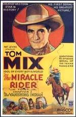 Locandina The Miracle Rider