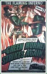 Locandina The Green Hornet Strikes Again