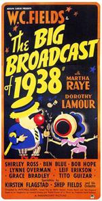 Locandina The Big Broadcast of 1938