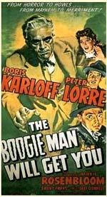 Locandina The Boogie Man Will Get You
