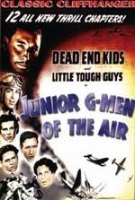 Locandina Junior G-Men of the Air