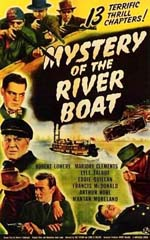 Locandina Mystery of the River Boat