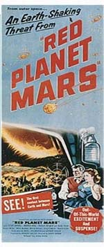 Poster Red Planet Mars  n. 0