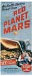 Poster Red Planet Mars