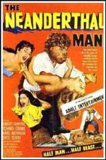 Locandina The Neanderthal Man