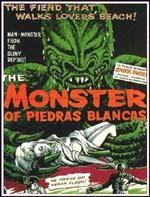Locandina The Monster of Piedras Blancas