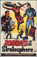 Locandina Zombies of the Stratosphere