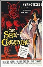 Locandina The She-Creature