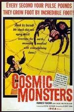 Poster The Strange World of Planet X  n. 0