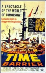 Poster Beyond the Time Barrier  n. 0