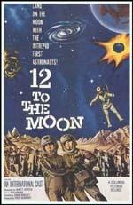 Locandina 12 to the Moon