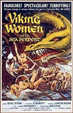 Poster Viking Women and the Sea Serpent  n. 0