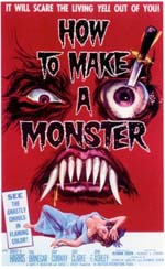 Poster How to Make a Monster  n. 0