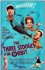 Locandina The Three Stooges in Orbit