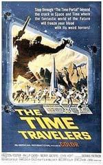 Locandina The Time Travelers
