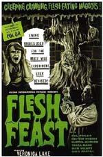 Poster Flesh Feast  n. 0