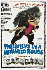 Poster Hillbillys in a Haunted House  n. 0