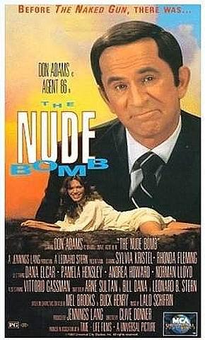 Locandina italiana The Nude Bomb