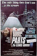 Poster Parts: the Clonus Horror  n. 0