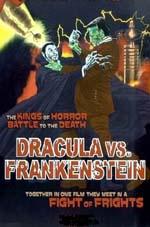 Locandina Dracula contro Frankenstein