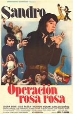 Poster Operación Rosa Rosa  n. 0
