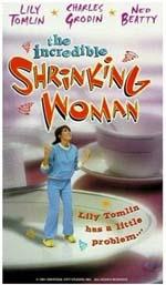 Locandina The Incredible Shrinking Woman