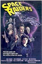 Locandina Space Raiders