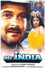 Locandina Mr. India