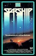 Poster Starship  n. 0