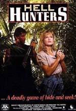 Locandina Hell Hunters
