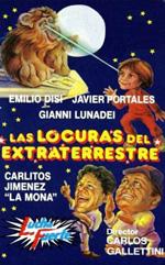 Poster Las Locuras del Extraterrestre  n. 0