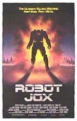 Locandina Robot Jox