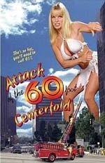 Locandina Attack of the 60 Foot Centerfold