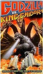Godzilla contro King Ghidora