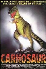 Locandina Carnosaur - La distruzione